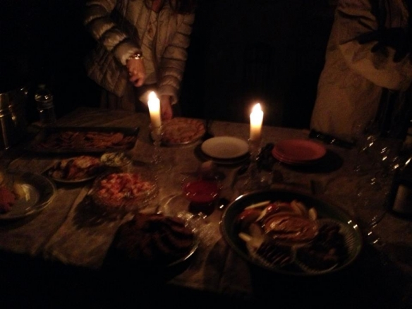 Damascus Feast with Alpharetta Book Club